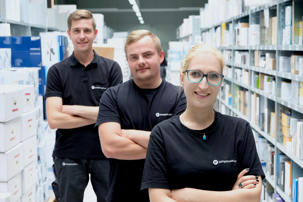 Ihre Karriere bei Lampenwelt GmbH | StepStone