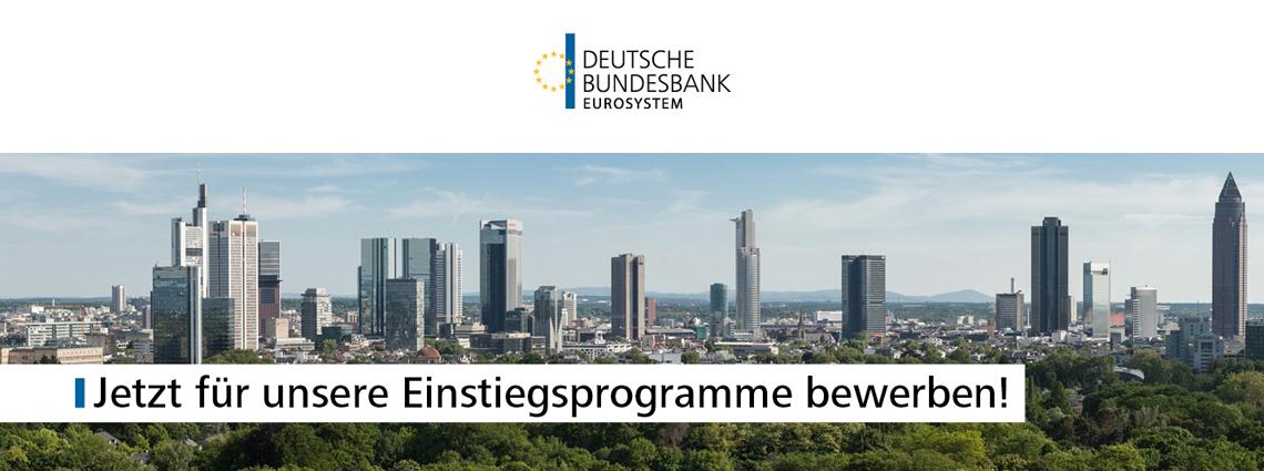 Your Career At Deutsche Bundesbank Stepstone